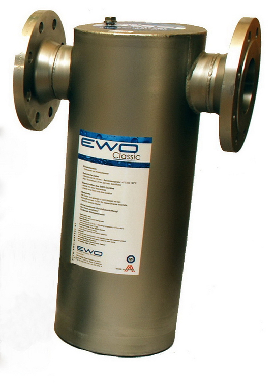 Ewo va vivifier et traiter contre le calcaire l 39 eau sanitaire pour la totalit de l - Appareil pour filtrer l eau du robinet ...