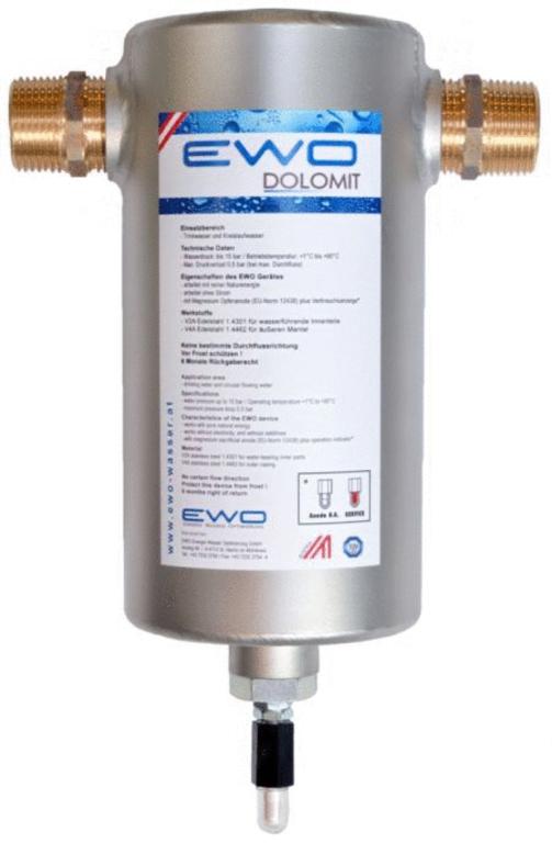 activation vivification de l 39 eau protection anti calcaire pour toute la maison avec ewo. Black Bedroom Furniture Sets. Home Design Ideas